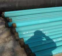 单层/双层环氧粉末(FBE) 防腐螺旋钢管 fbe防腐螺旋钢管价格