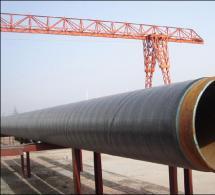 2PE/3PE防腐螺旋钢管 2PE/3PE防腐螺旋钢管厂家 2PE/3PE防腐螺旋管