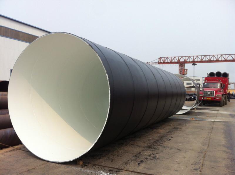 防腐保温螺旋钢管价格
