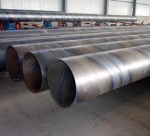 五洲牌供水管线专用Q235B螺旋焊接钢管