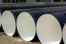 出口益阳五洲螺旋焊管天然气管道厂家直销