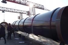 出口S235 S355JOH 螺旋钢管DN200-3620mm