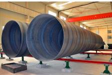 出口美标L360 355.6*6.4 天然气管道焊接钢管