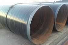出口美标松江港(PORT OF SONGJIANG)螺旋缝焊接钢管